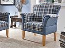 Ostfriesen-Sessel Dollart 208S